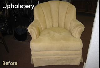 Leather Restoration Services Milwaukee WI